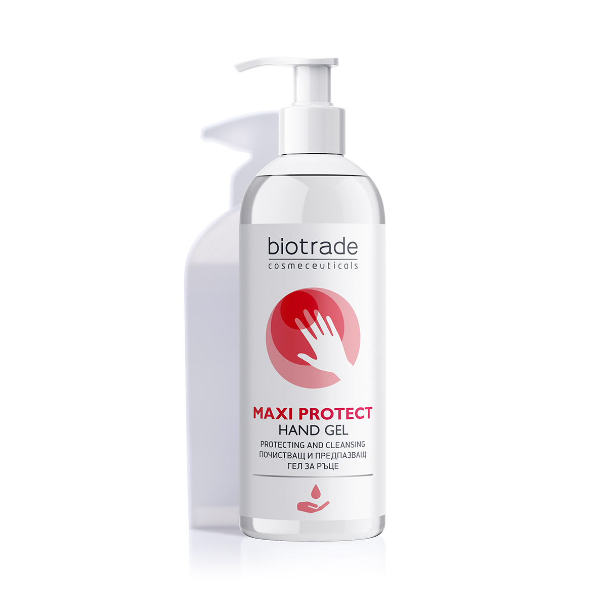 Maxi Protect Hand Gel