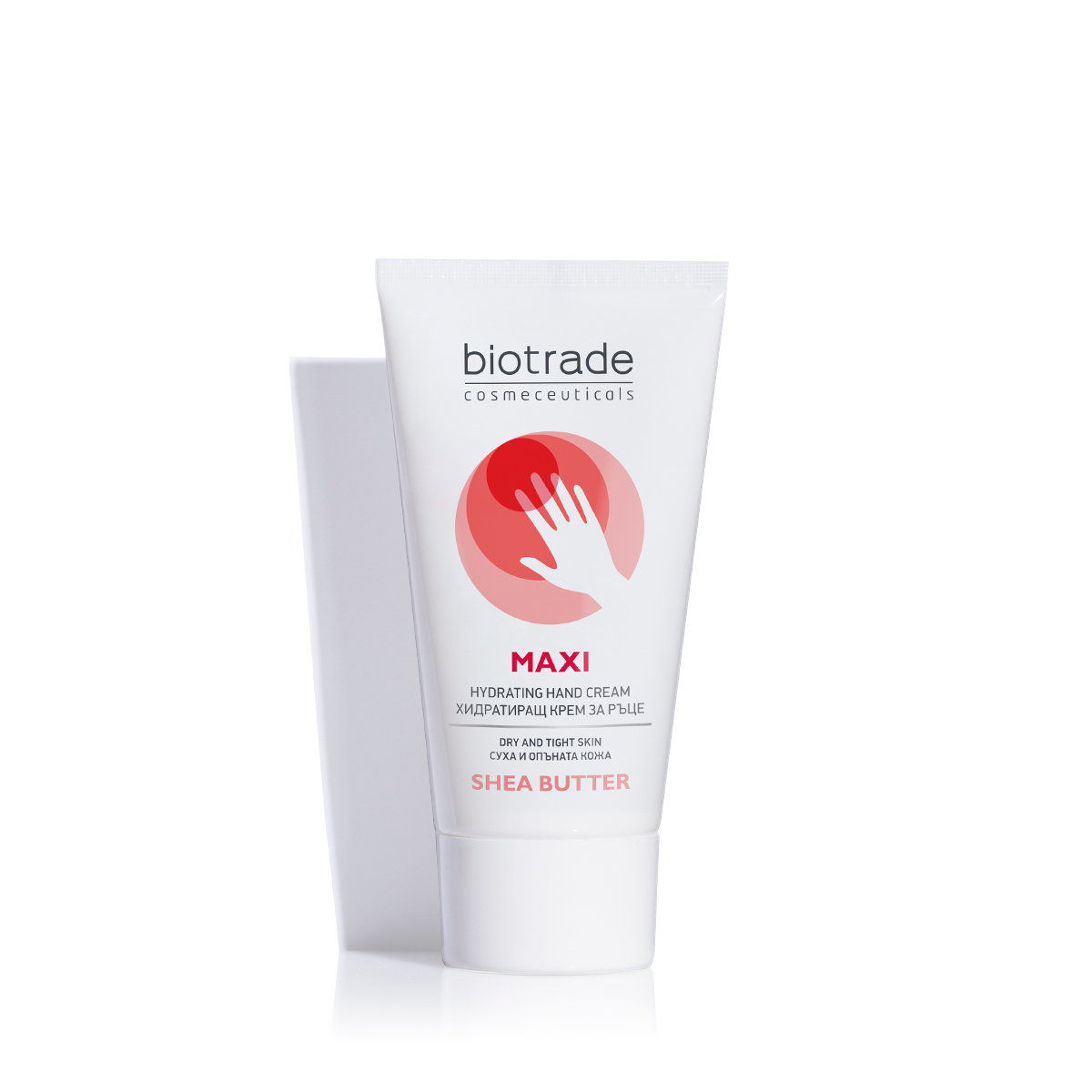 Maxi Hydrating Hand Cream with Shea Butter